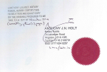 Notary signed and sealed